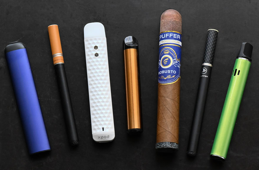 Types Of Pipes >> Trying To Decide Between Disposable And Rechargeable Vapes ...