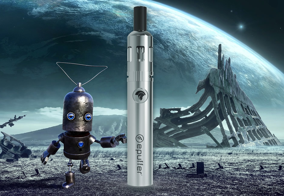 ePuffer Titan X 2021 mini vape mod