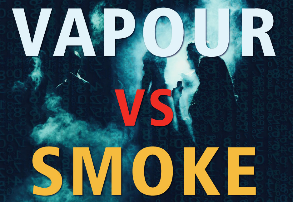 vapour vs smoke difference