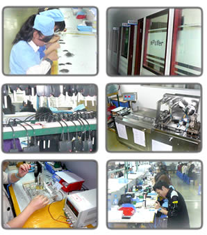 ePuffer R&D Department in China