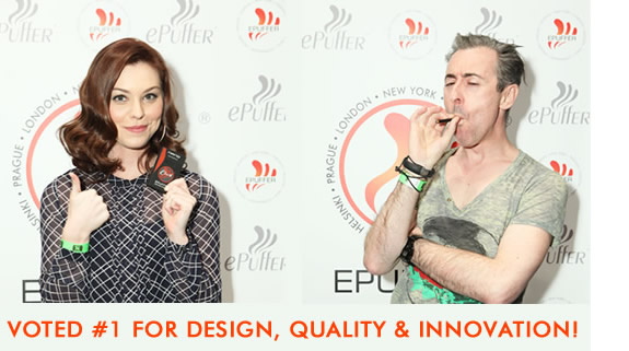 hollywood stars vaping epuffer ecigarettes