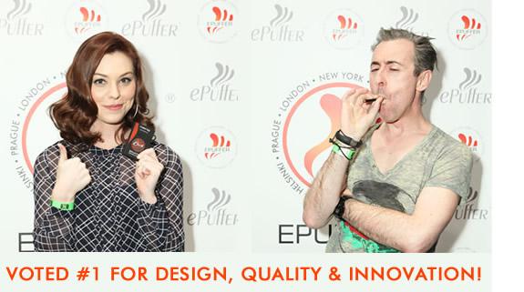 hollywood stars vaping epuffer ecigarettes