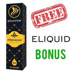Free Eliquid Bonus