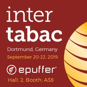intertabac epuffer Germany
