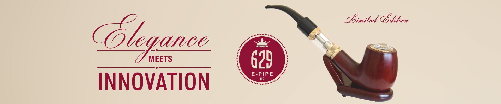 E-Pipe 629 R2 Limited Edition
