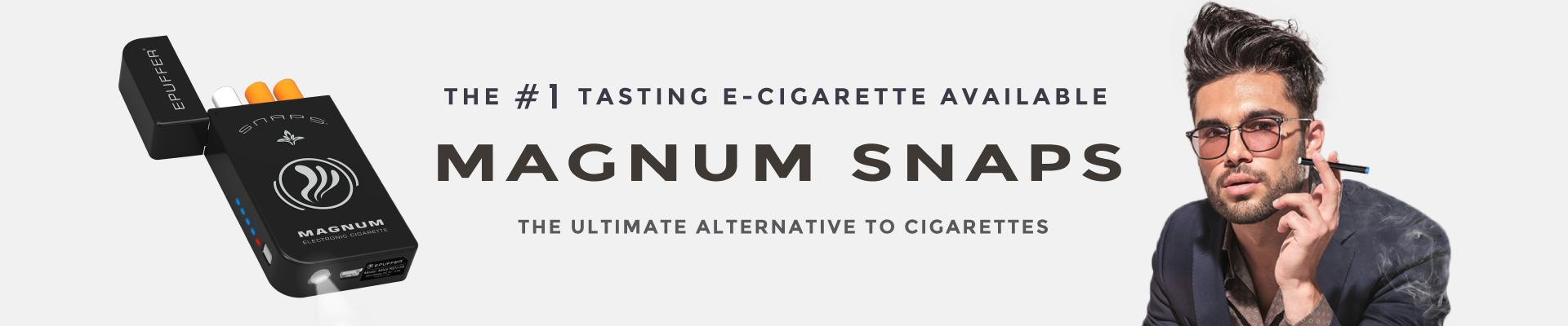 magnum snaps black ecigarettes