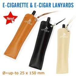 Stylish Lanyards for Electronic Cigarettes and E-Cigars