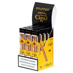 epuffer ecigar d500 cuban cigar flavour