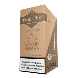 eco caramel mocha disposable ecigs