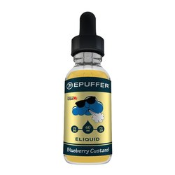 blueberry custard eliquid