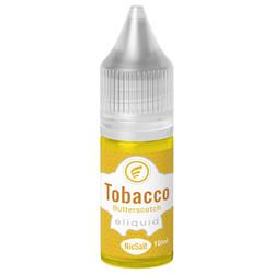 butter scotch tobacco vape eliquid