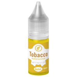 butter scotch tobacco vape eliquid