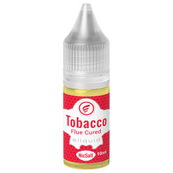 ePuffer tobacco flue cured nicsalt vape eliquid