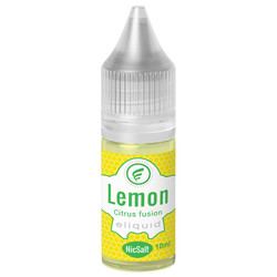 Lemon fusion nicsalt eliquid