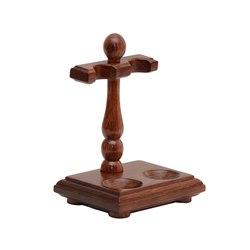 epipe solid wood display rack