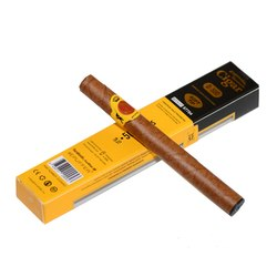 ecigar d500 cuban cigar flavour