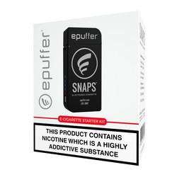 ePuffer SNAPS rev4 ecigarette starter kit