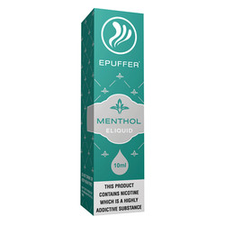 Menthol - Premium menthol cigarette flavour