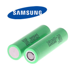 samsung inr-18650 r25 rechargeable battery
