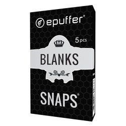 snaps ecigarette black empty cartomizer