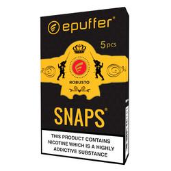 snaps ecig ROBUSTO tobacco cartomizer s