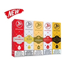 Canadian Cigarette Tobacco flavour eliquid