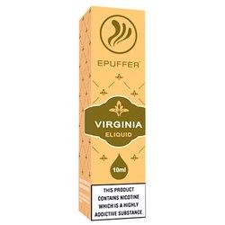 Virginia tobacco eliquid flavour
