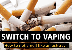 switch from smoking to vaping
