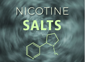 Difference between nicsalt and free base nicotine formula