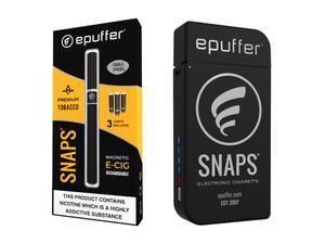 epuffer snaps ecigarette starter kit