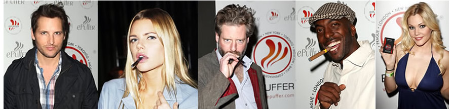 celebrities who've battled with smoking