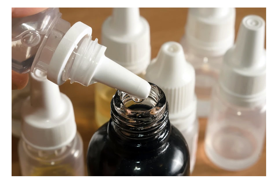 how to mix your own vape juice eliquid