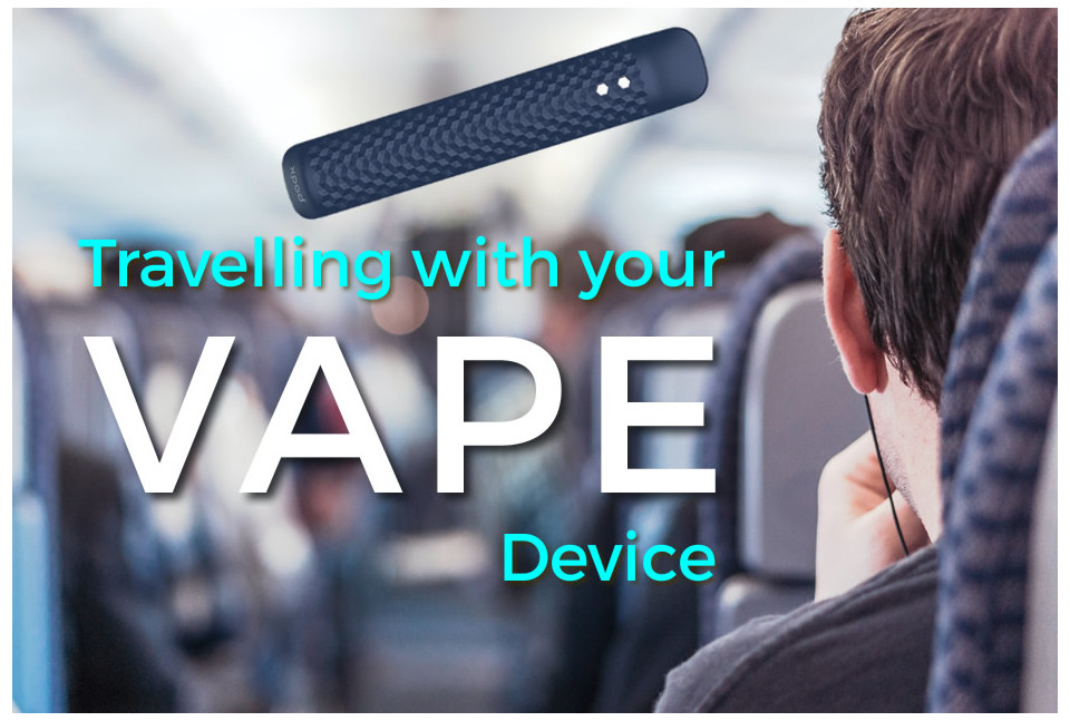 travelling with your vape in the UK